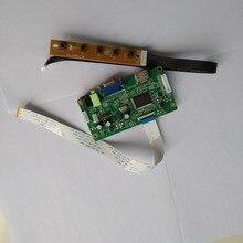 Для N156BGE-EB1/EB2 N156BGE-E21/E11 FHD 1366X768 15,6 «экран HDMI VGA EDP контроллер платы комплект 30pin ЖК светодиодный DIY