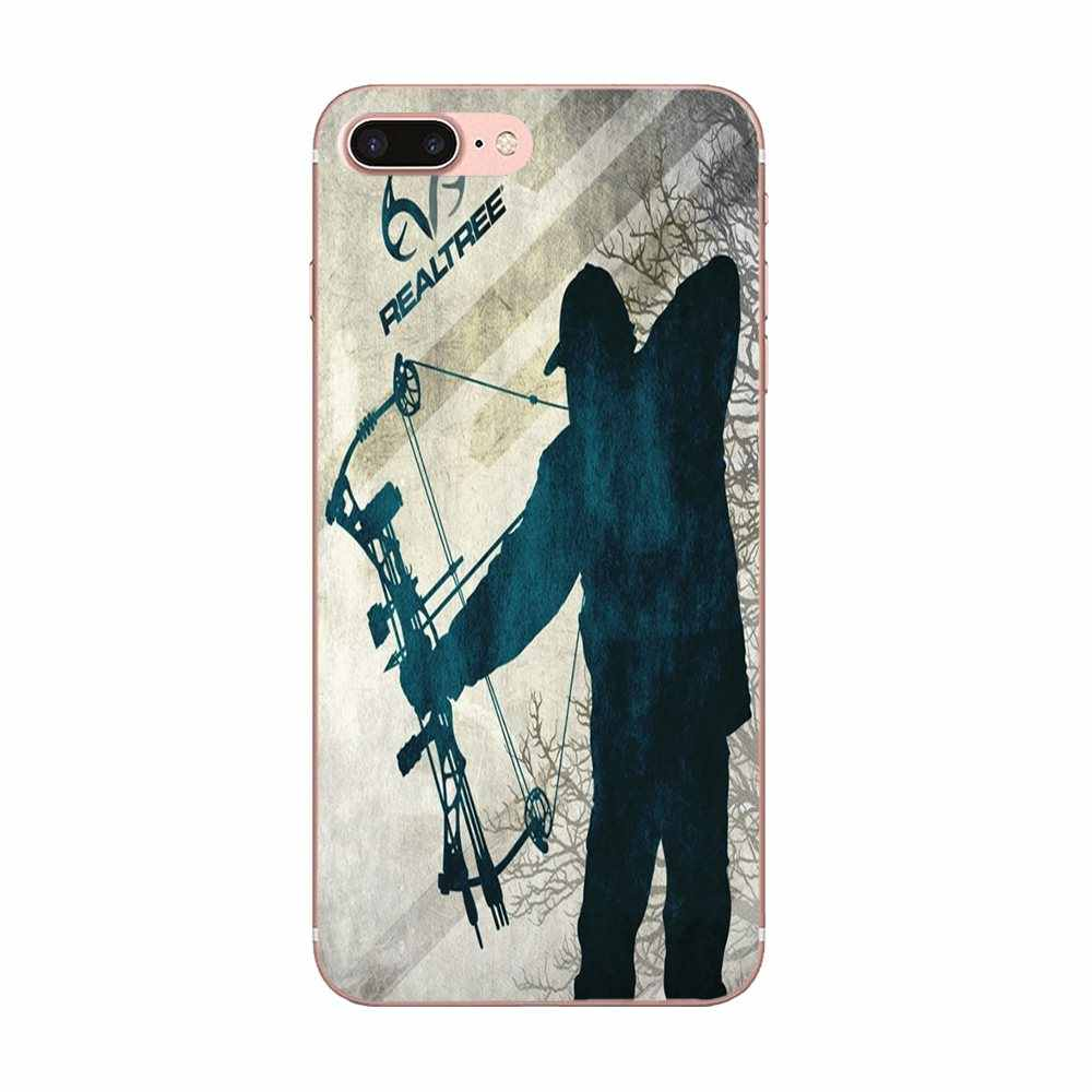 Special Luxury Phone Case Realtree Archery Pattern For Huawei Honor Mate 7 7A 8 9 10 20 V8 V9 V10 G Lite Play Mini Pro P Smart