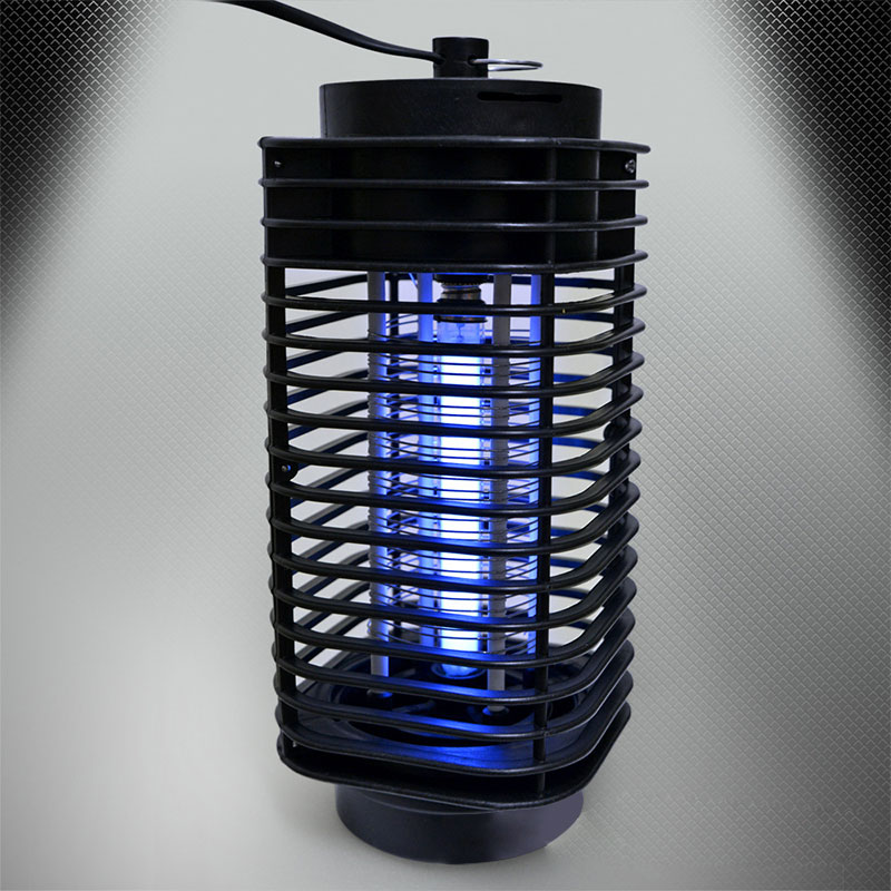 Led Electric Mosquito Lamp Trap Night Light Mosquito Pest Moth Wasp Killer lamp Insect LED Bug Zapper Fly Lamp Trap Wasp in Mosquito Killer Lamps from Lights Lighting