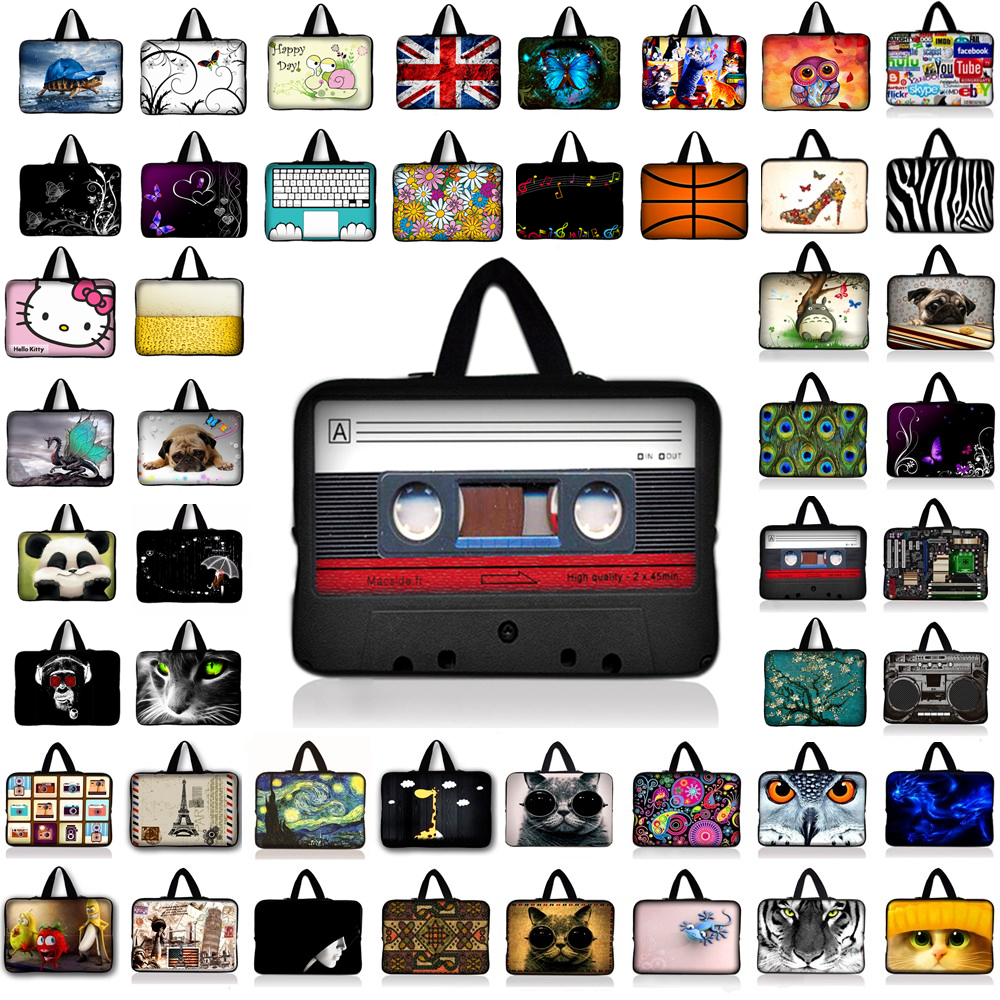 Laptop Bag Sleeve Tablet Case Notebook Protective Cover For 7 10 12 13 14 15 15.6 17 inch Briefcase For Asus HP Acer Lenovo #5