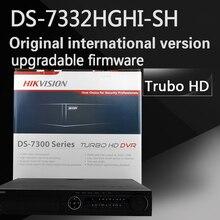 В наличии БЕСПЛАТНАЯ ДОСТАВКА английская версия DS-7332HGHI-SH Turbo HD TVI DVR H.264 и Двухпоточное сжатия видео передачи