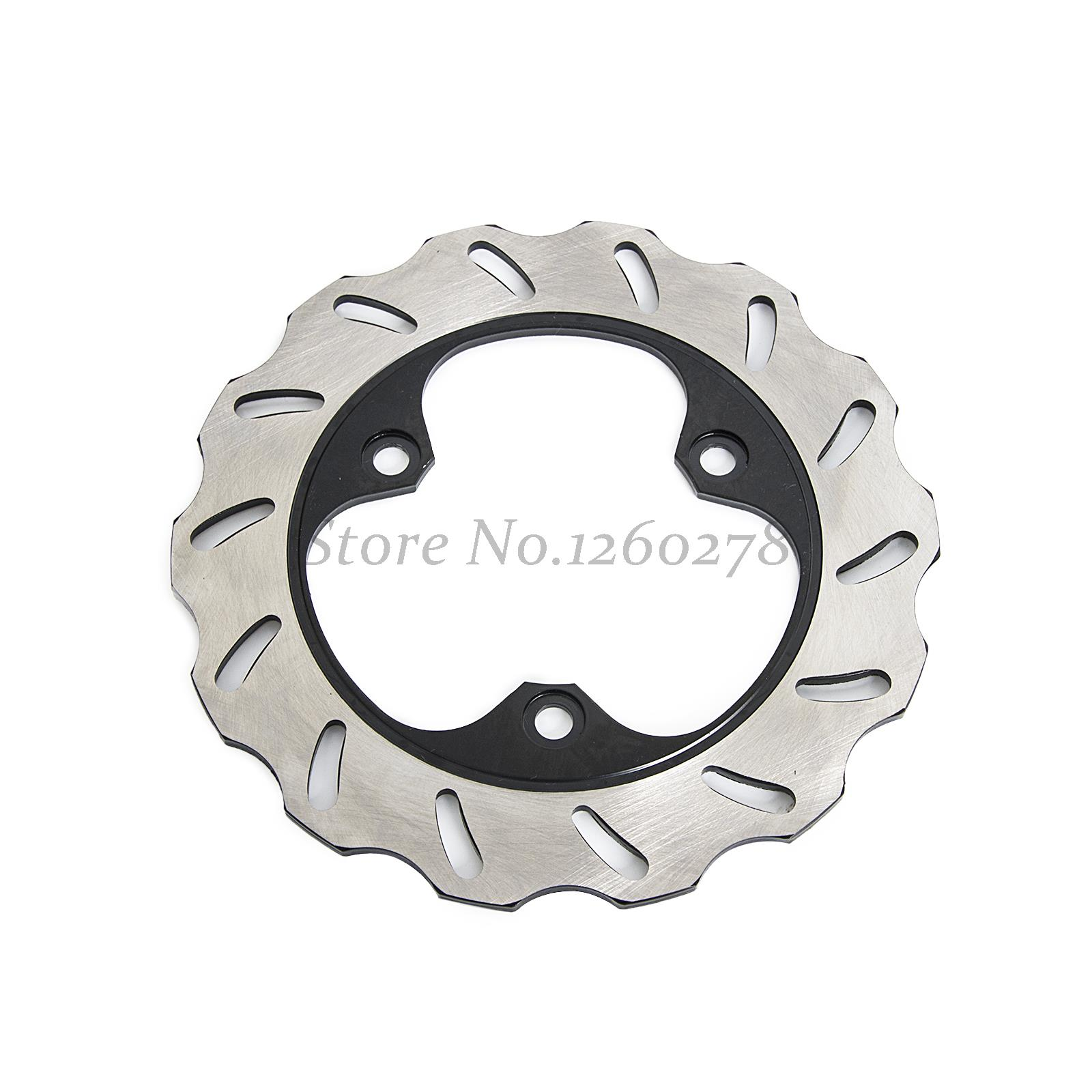 Motorcycle Steel Rear Brake Disc For Honda CBR 250 RH MC17 87