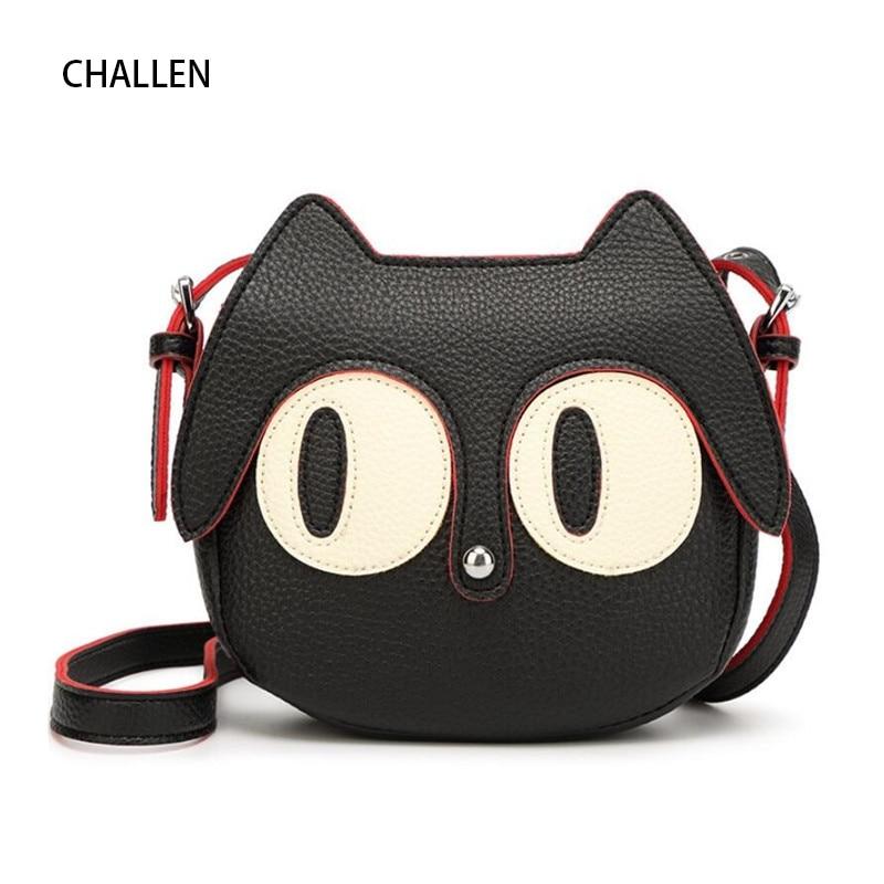 2018 New Cute Owl Shoulder Bag Purse Handbags Women Messenger Bags FOR Girls  Cartoon with Crossbody Phone ... dcde37b860