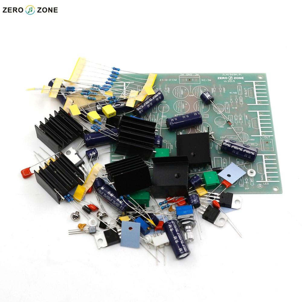 Zerozone Jlh Hood1969 Class A Headphone Amplifier Kit Preamp Wiring Circuit Diy Amp In From Consumer Electronics On Alibaba Group