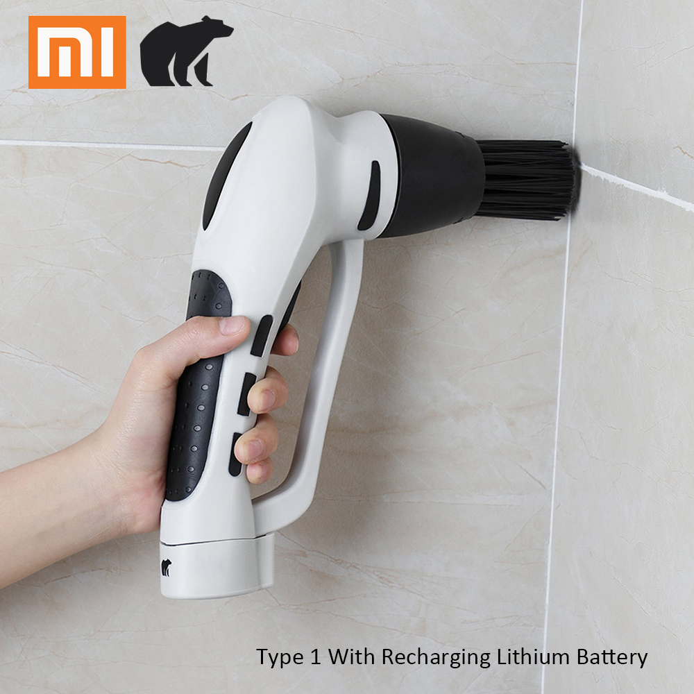 Xiaomi Mijia Shunzao Wireless Hand Held Cleaner Electric Portable Washing Machine With Brushes Dust Cleaner for