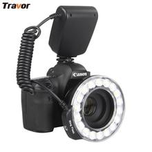 Macro LED Ring Flash RF-600D For any model of NIKON/Canon/Olympus/SONY MIS Dslr camera