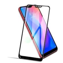 Xiaomi Mi A2 Lite glass tempered full cover original Xiaomi A2 Lite screen protector front film protective Mi A2 glass new original g84 203 a2