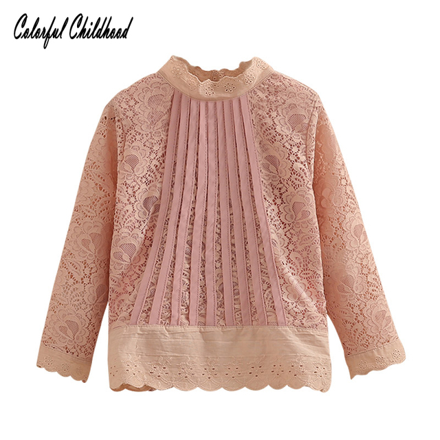 39356356 Spring new Baby Girl Cotton lace Shirt Kids long sleeve Blouse Baby Girl  Autumn Tops Toddler Casual outwears 2-10Yrs