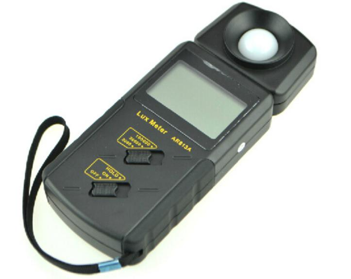 Digital Lux Meter Luxmeter Measuring Range 1~100,000 lux Light Illuminometer professional led light meter 0 1lux 200000lux 0 01fc 20000fc lcd led light digital lux meter filter lense rotate probe luxmeter