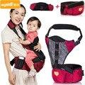 2-36month 3-20 kg Multifuncional Oxford Respirável Cintura Mochila Portador de Bebê Portador de Assento Assento Infantil Transportadora