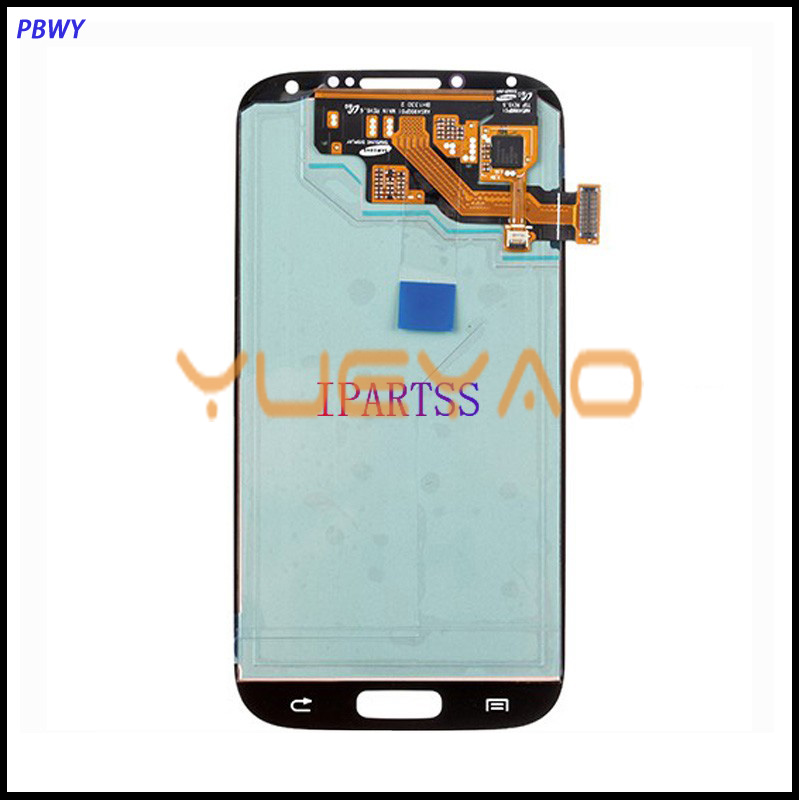 ФОТО High Quality For samsung Galaxy s4 i9505 i9500 i337 i545 LCD Display Screen + Touch Digitzier Screen