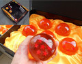 Shipping Super Big 7CM Animation Dragon Ball 7 Stars Crystal Ball PVC Action Figure Toy High Qutaily 7pcs/set ADB019