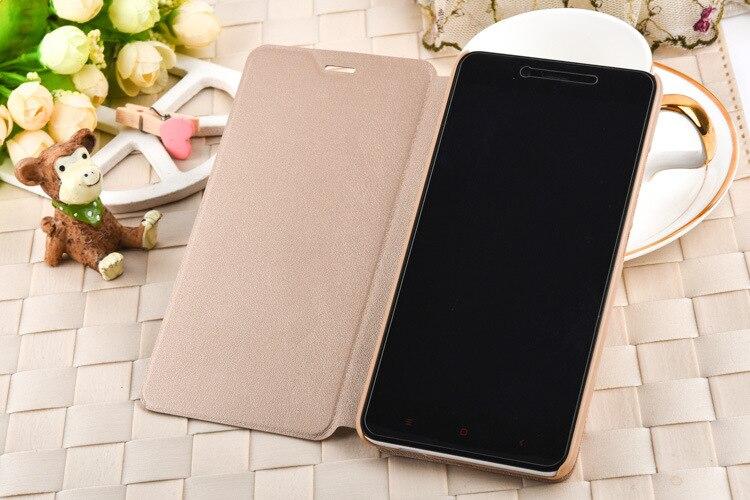 Barato Xiaomi Redmi Note 4x funda xiaomi redmi note 4 funda flip pu - Accesorios y repuestos para celulares - foto 2