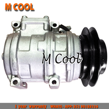 High Quality AC Compressor For TOYOTA LAND CRUISER PRADO 90 KZJ90 KZJ95 3.0 TD 447200-4550 88320-35670 447200-3682 4472004550