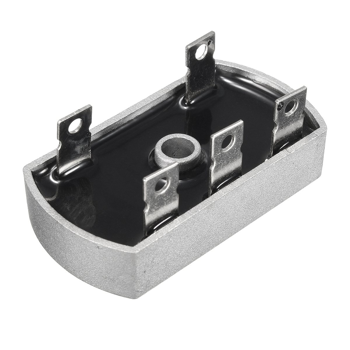 1pc 50a 1200v Aluminum Metal Case 3 Three Phase Diode Bridge Basic Circuit Other Rectifier 50amp Sql50a Module Rectifiers In From Electronic Components Supplies On