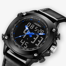 Mens Watch Fashion Sports Leisure Business 30m Waterproof Watches Digital LED Wristwatches Free Shipping Sales