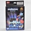 Novidade Partido Truques de Mágica Brinquedo Mágico Set 5 Tipos Iniciante Magia Adereços Brinquedo Engraçado para As Crianças