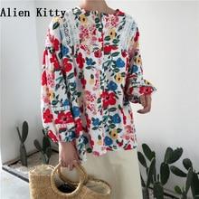 Galeria de kitty blouse por Atacado - Compre Lotes de kitty blouse a Preços  Baixos em Aliexpress.com 8c8d7627dc1b