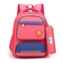 2019 водонепроницаемый детский ортопедический рюкзак для девочек