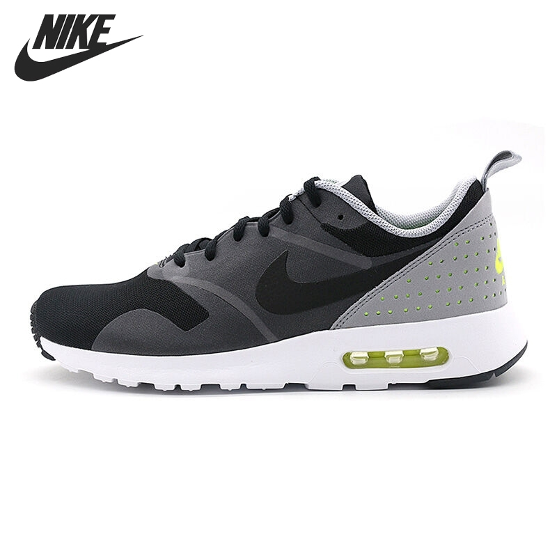 Nike Original New Arrival 2018 AIR MAX TAVAS Men's Running Shoes Breathable Lightweight Outdoor Sneakers 705149 кроссовки nike кроссовки nike air max tavas 705149 409