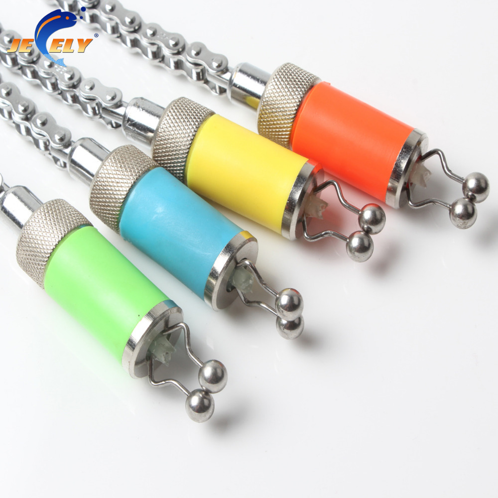 ALI shop ...  ... 32786757995 ... 3 ... Fishing Swinger Steel Chain Stainless Steel Aluminum Set Swinger Carp Fishing Indicator 4 Colors for bite alarm ...