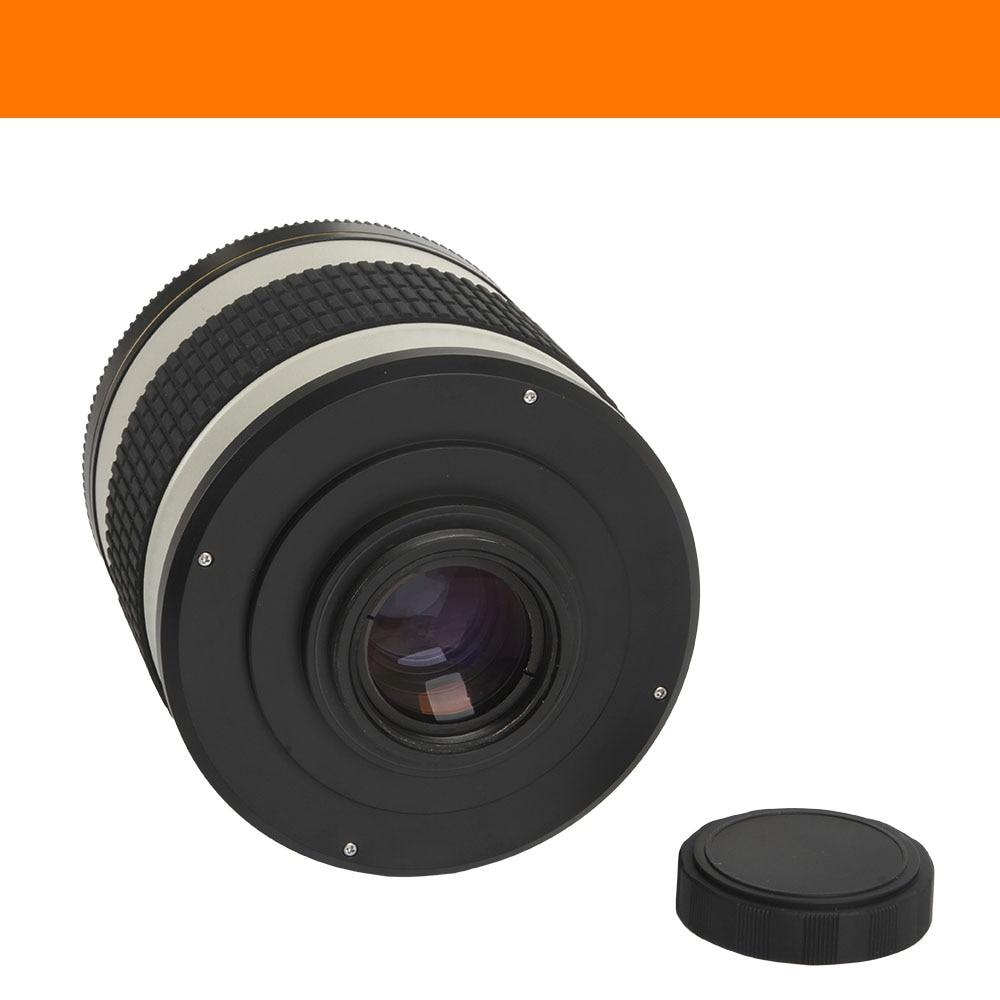 Lente espejo teleobjetivo F / 6.3 de 500 mm + anillo adaptador de - Cámara y foto - foto 4