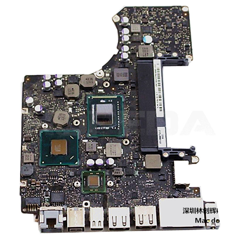 For Apple Macbook Pro 13'' A1278 Motherboard Logic Board A1278 MD101 MD102 820-3115-B 2012 Year new 13 lcd screen assembly display for macbook pro a1278 mid 2012 md101 md102