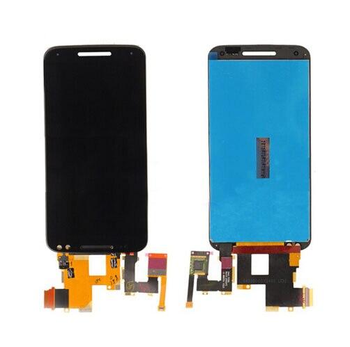 Negro Teléfono Móvil Lcd pieza de recambio Para Motorola XStyle Pantalla LCD de