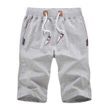 SWENEARO высококачественные летние Стильные шорты мужские хлопковые мужские шорты пять повседневных шорт мужские хлопковые пляжные льняные шорты