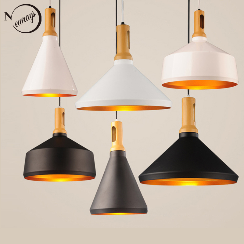 Nordic modern creative industrial  light  wooden pendent lamp LED E27 110V for loft decor dining room bedroom bar study office Nordic modern creative industrial  light  wooden pendent lamp LED E27 110V for loft decor dining room bedroom bar study office