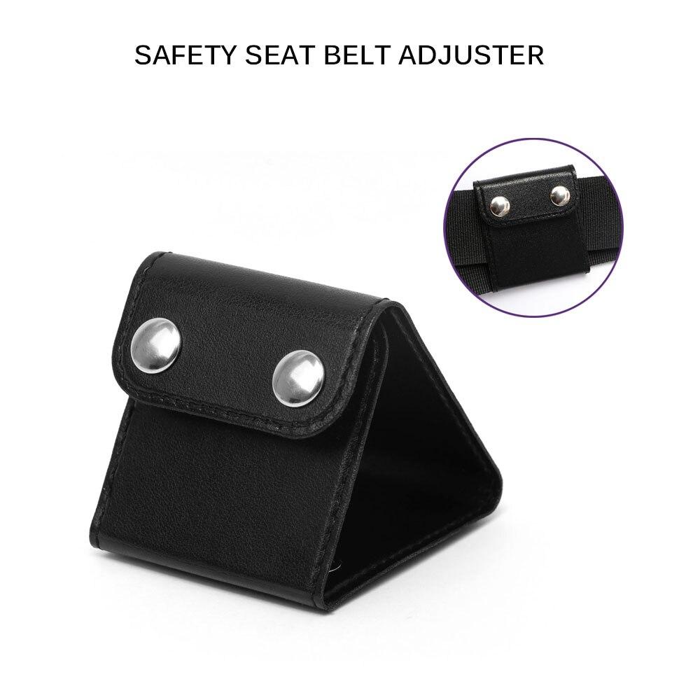 2 Pz Auto Cintura Di Sicurezza Di Regolazione Comfort Cintura Di Sicurezza Coperture Auto Spalla Protezione Del Collo Della Cinghia Posizionatore Clip Di Chiusura Di Sicurezza Coperture