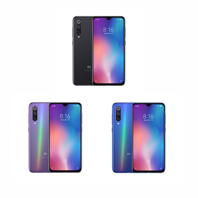 "Global Rom Xiaomi Mi 9 SE Mi9 SE  Snapdragon 712 Octa Core 6GB 128GB 5.97"" AMOLED FHD Display Smartphone 48MP Triple Cameras 5"
