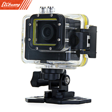 F28B 1.5 inch LCD Screen Diving Bicycle Action Camera H.264 1080P Full HD Sports DV Car DVR with USB 2.0 HDMI