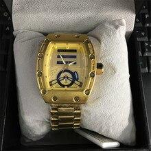 Топ Элитный бренд мужчины часы Водонепроницаемый календарь повседневные мужские часы Ретро Relogio masculino стали группа смотреть Reloj Hombre