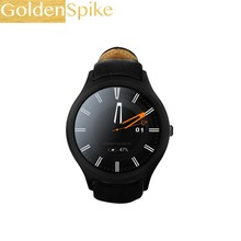 GoldenSpike D5+ Plus Smart Watch MTK6580 Quad Core 1GB+8GB Bluetooth Smartwatch Waterproof GPS Heart Rate Monitor Android Watch