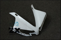 Complete Fairings For Upper Front Head Fairing Cowl Nose Cowl For YAMAHA YZF R1 YZF R1 2012 2014 injection unpainted
