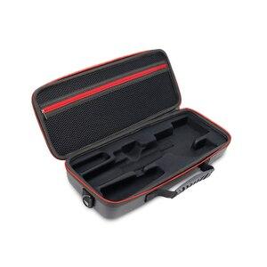 Image 2 - Storage Hard bag PU case Single Shoulder bag handbag waterproof For Zhiyun Smooth 4 Handheld Gimbal  Accessories Box