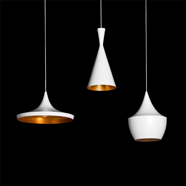 2015 new 3PCS Pendant LAMP White french brief modern bar counter stair lamps single head lamp pendant light