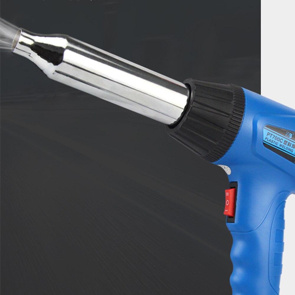 700W CE RoHS Kvalita Tepelná puška nárazníku PP PVC svařovací - Elektrické nářadí - Fotografie 2