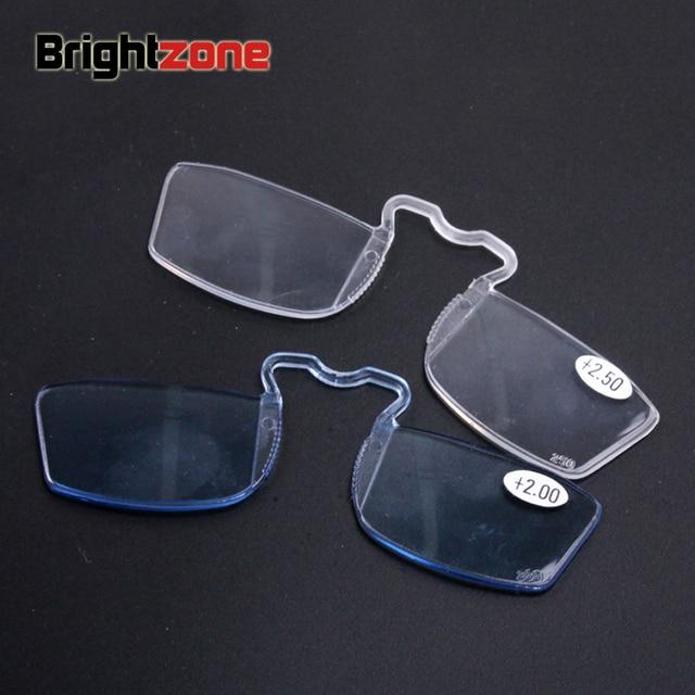 91c722a644336 Europe Hot Sale Men Women Mini Light Reading Glasses Men Nose Clip Lens  Purse Small Reading Eyewear +1.0 +1.5 +2.0 +2.5 +3.0