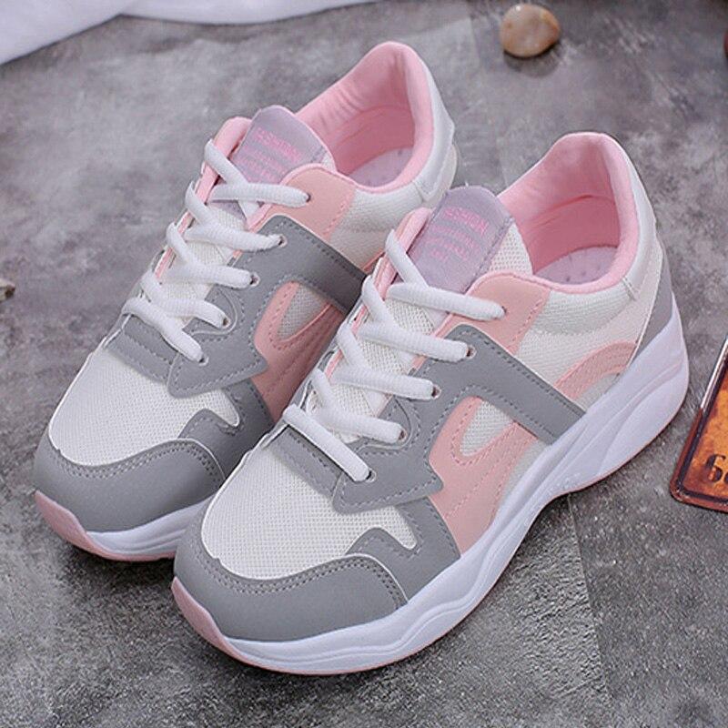 Xiaying улыбка Марка Новые Демисезонный кроссовки для наружного удобные Для женщин кроссовки Для мужчин дышащая Спортивная обувь