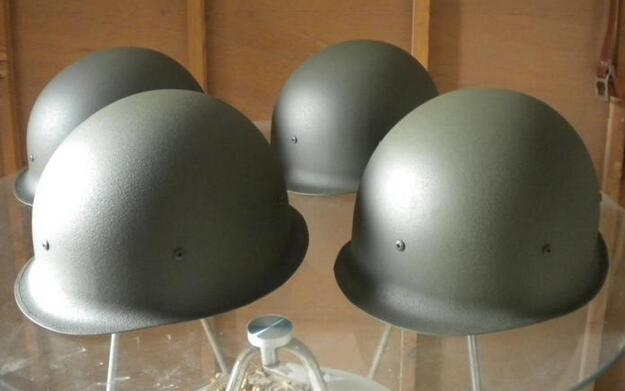 Schutzhelm Sicherheit & Schutz Abs M1 Helm Kunststoff Military Tactical Airsoft Helm Uns M1 Kunststoff Sicherheit Hetmet Kostenloser Versand Grüne Farbe
