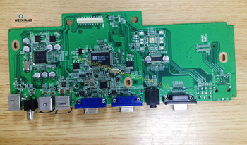 Projector Main Board For ACTO DX330 (fit for big 1076 dmd)