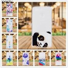 sFor Huawei Nova 2 Case Cover Soft Silicone Pattern Phone Case For Huawei Nova 2 Back Cover For Huawei Nova2 Case Coque Fundas <