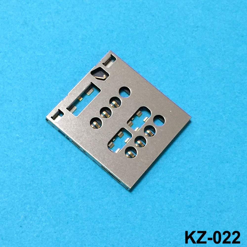 10/20/50/100PCS For Sony Xperia Ion LTE LT28i LT28h Acro S LT26W SIM Card Tray Slot Holder Socket Connector Plug Repair Part