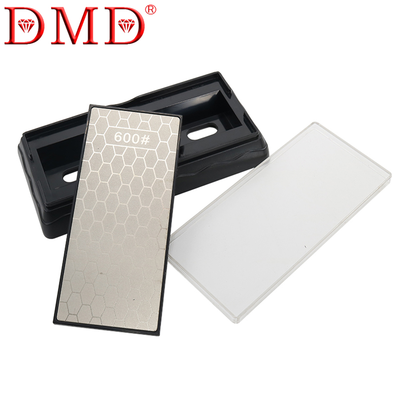 DMD Kitchen Sharpener Chef Knife Diamond <font><b>Sharpening</b></font> <font><b>Stone</b></font> 400 <font><b>600</b></font> <font><b>1000</b></font> 1200 Grit Whetstone Knife Sharpener Scissors System H3 image