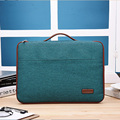 2016 New Carrying Handle Bag for iPad Macbook Air Pro Retina Inner Notebook Laptop Tablet Sleeve Case 13 Inch Portable Pouch Bag