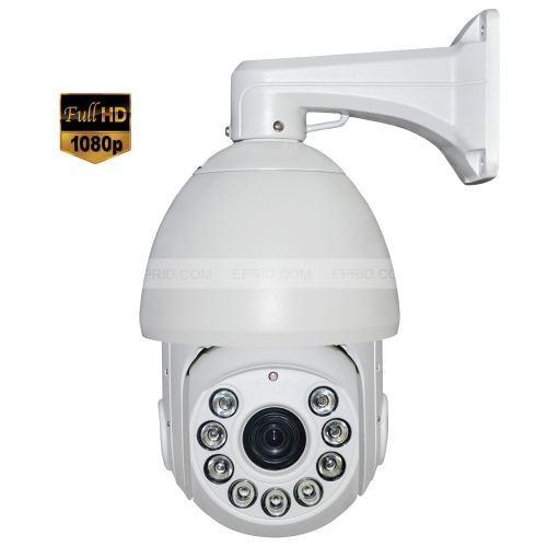 2MP 1080P H.264 Outdoor 6inch PTZ Speed IP/Network Camera 20x Optical Zoom Onvif marviosafer 1080p 2mp new h 264 bullet ptz poe outdoor network ip camera 5 1 51mm 10x optical zoom lens onvif cctv video