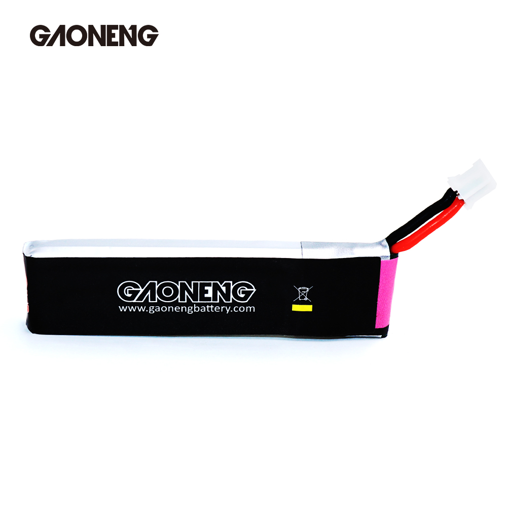Image 4 - 5PCS Gaoneng GNB FPV Batteries 520mAh 3.8V 80C 1S HV 4.35V PH2.0 Plug Lipo Battery For Emax Tinyhawk Kingkong LDARC TINY-in Parts & Accessories from Toys & Hobbies