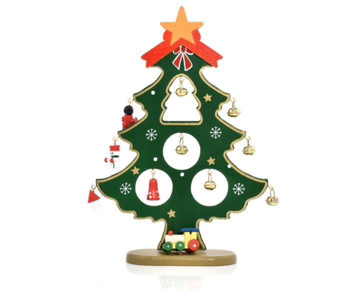 Aliexpress Com Buy Christmas Decorations Creative Diy Wooden